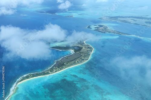 Spoed Foto op Canvas Zuid-Amerika land Los Roques archipelago, Venezuela