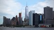 Lower Manhattan View Of New York City