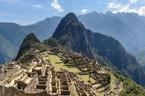 Photo  Machu Picchu, Peru