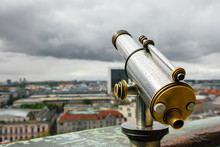 Monocular Telescope On Top Of ...