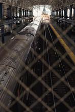 Train Station In Coney Island,...