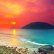 Leinwandbild Motiv Sunrise
