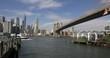 Brooklyn Bridge Ferry Port pan bridge