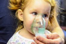 Little Girl Having A Medical I...