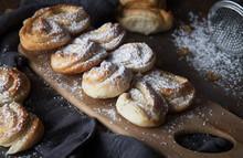 Homemade Palmiers (elephant Ea...