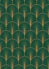 Art Deco Geometric Seamless Ve...