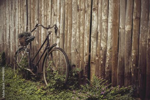 Recess Fitting Bicycle vintage bicycle