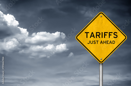 Fotografía  Tariffs - just ahead