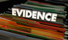Evidence Proof Records File Fo...