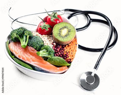 Cholesterol diet.