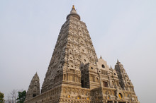 Bodh Gaya Pagoda At Wat Chong ...