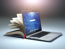 Online Library Or E-learning C...