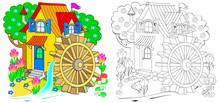 Illustration Of Fairyland Toy ...