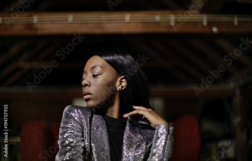 Foto  Afrikanischer Stil