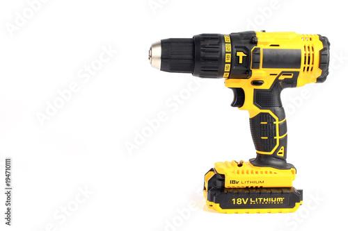 Fotografia  electric drill