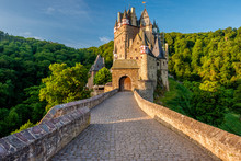 Burg Eltz Castle In Rhineland-...