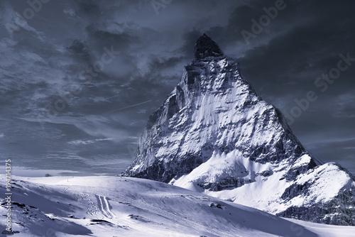 Obraz na plátně  Matterhorn