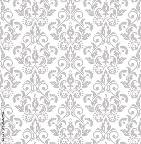 tapeta-w-stylu-baroku-bezszwowe-tlo-wektor-bialy-i-szary-ornament-kwiatowy-graficzny-wzor-wektor