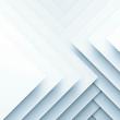 Square paper layers. 3d illustration