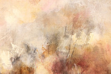 Artists Oil Painted Canvas Closeup Abstract Background