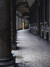 Portico, Sheltered Walkway, In...