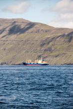 Schiff Vor Anker