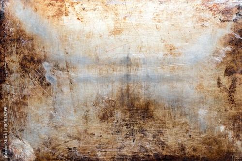 used professional baking sheet for background use Canvas-taulu