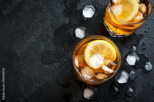 Láminas  Iced tea