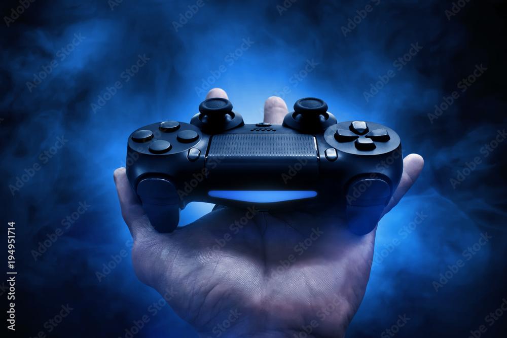 Fototapeta Video game controller