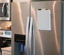 Stainless Steel Refrigerator W...