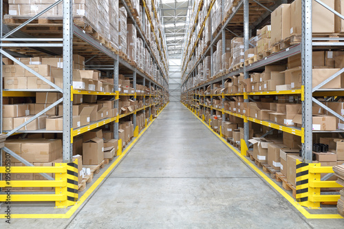Fotografie, Obraz  Fulfillment Warehouse