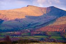 Pen Y Fan & Corn Du Mountains ...