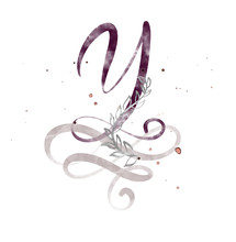 Hand Drawn Calligraphy Letter ...