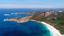 Aerial View Of Picturesque Coa...