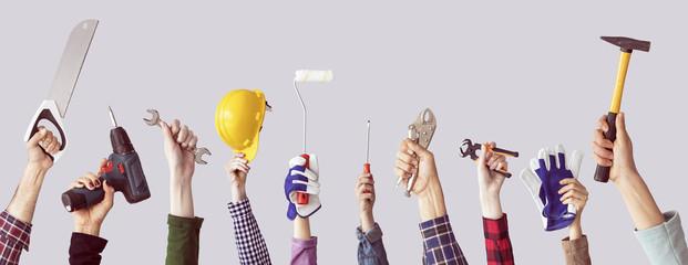 Urządzenia do naprawy narzędzi budowlanych