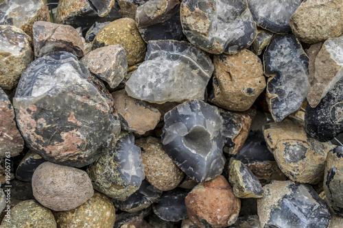 Stones Rocks And Minerals Close Up Agate And Quartz Texture Close