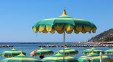 Beach - Sanremo - Italy