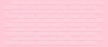 Pink Brick Wall Texture.Cracke...