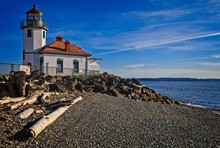 Point Robinson Lighthouse, Was...