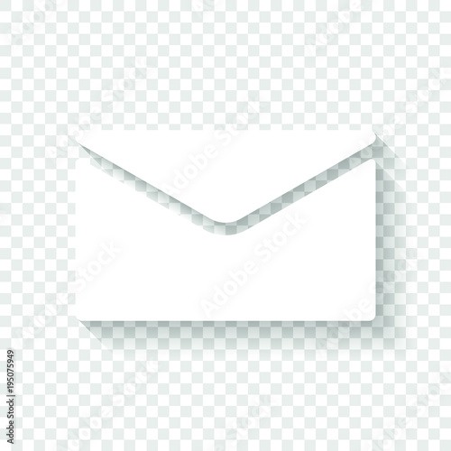 Fotomural simple letter icon