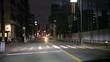 夜道の運転
