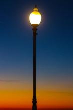 Sunset Night Light