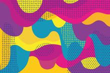 Creative Geometric Colorful Ba...