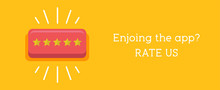 Customer Review Concept. Ratin...