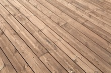 Wood Deck Lumber