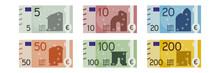 Alle Geldscheine - Euro Bankno...