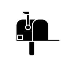 Silhouette Mailbox Postage Cor...