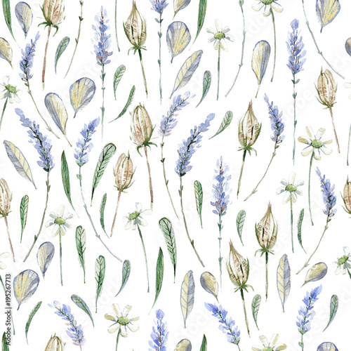 watercolor-realistic-illustration-floral-seamless-pattern-prov