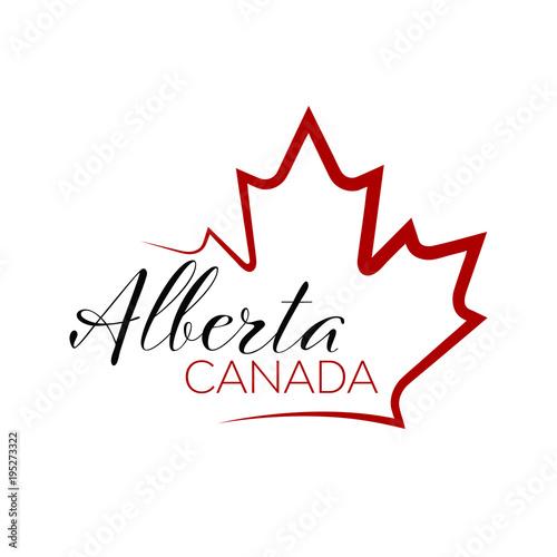 Canada Province Design - Alberta