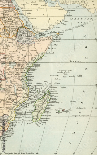 Map Of Africa In 1800.Vintage Map Of Africa Early 1800 World Maps Buy This Stock